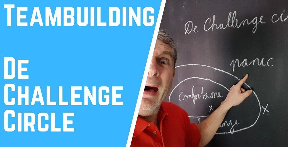 teambuilding spel de Challenge Circle