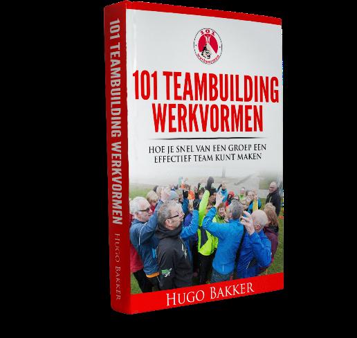 101teambuilding werkvormen ebook - klein