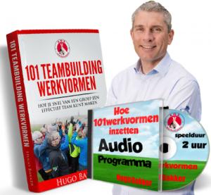 teambuilding spellen of werkvormen
