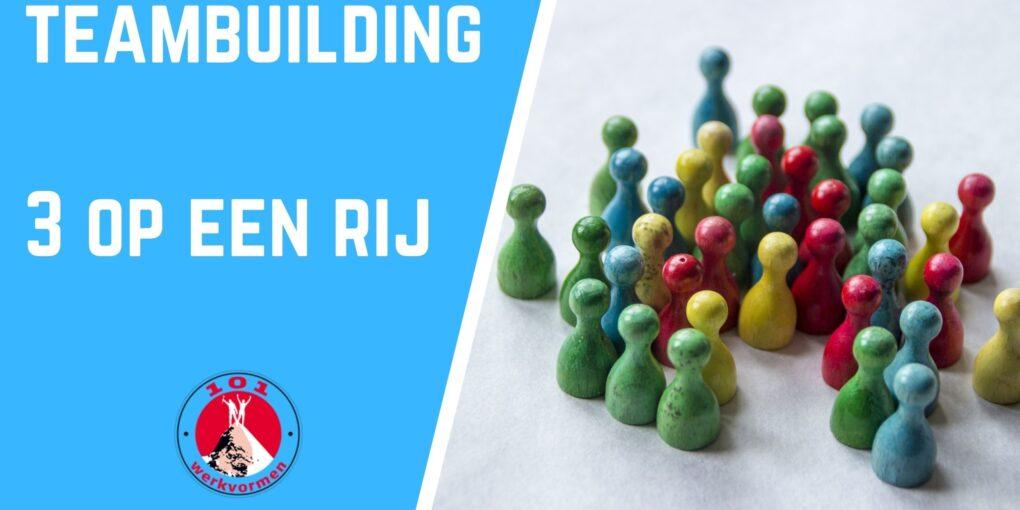 Teambuilding-3-op-een-rij