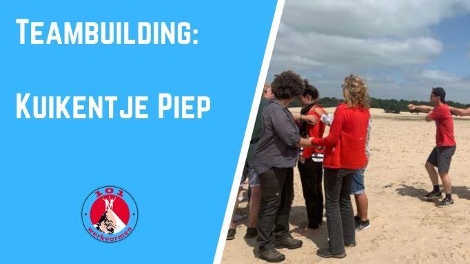 Teambuilding Kuikentje Piep
